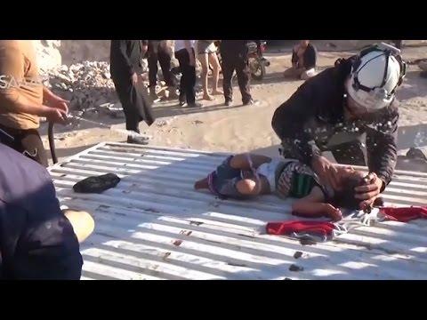 Syria:  Russians alarmed, Washington Befuddled, by White House threats