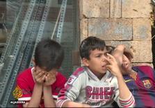 Tense Eid 1.2 mn Syrian Refugees in Lebanon