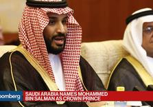 The Millennial's Palace Coup in Saudi Arabia