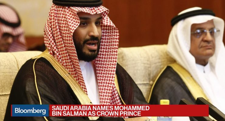 The Millennial's Palace Coup in Saudi Arabia: How Dangerous?