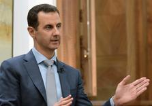 Trump accuses Syrian of Planning Gas attack as Haley attacks Russia, Iran