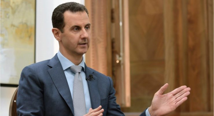 Trump accuses Syria of Planning Gas attack as Haley attacks Russia, Iran
