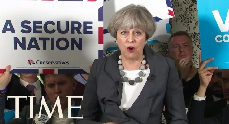 UK hung Parliament:  Is Trumpism pushing Europe Left?