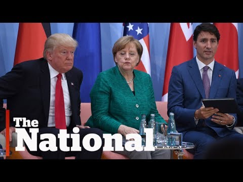 G19 outmaneuvers climate Rogue Trump, ignores Donald & Ivanka