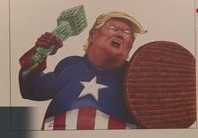 Iran's 'Trumpism' Cartoon Contest Draws 1,600 Submissions