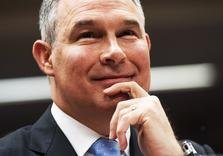 Is Scott Pruitt Helping a Corporation Poison Your Kids?