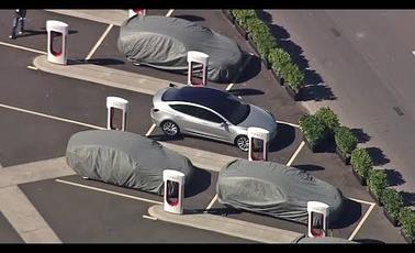 Tesla 3 Arrives:  Beginning of End of Climate Change?  (Video)