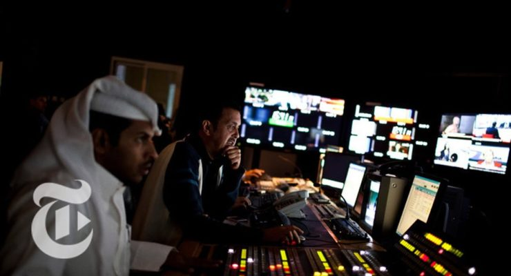UN: Saudi Bloc attempt to close Al Jazeera is attack on Freedom of Expression