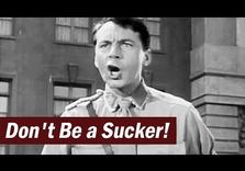 'Don't Be a Sucker' [White Supremacist/ Nazi] : War Department 1943 Video