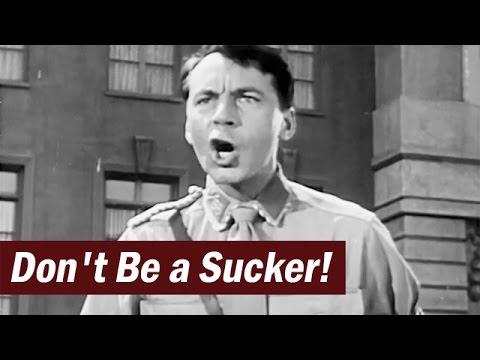 'Don't Be a Sucker' [White Supremacist/ Nazi] : War Department 1943 Video