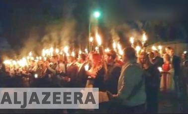 Fascism in Charlottesville: Why it had a monopoly on violence & Intimidation