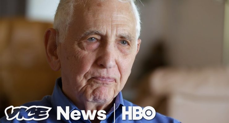 Leaking in the Age of Trump: Daniel Ellsberg of Pentagon Papers (VICE Video)