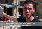 """Racist Israeli Youth attack Israeli Soldiers, shouting """"You are Arabs!"""""""