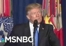Trump flip-flops on Afghanistan, opts for Years-long Quagmire