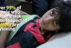 Under Saudi Bombs, Yemen hit by 500,000 Cholera Cases
