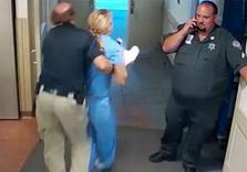 Cop Arrests Nurse For Doing Her Job (TYT Video)