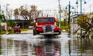 Failing dam in Puerto Rico, endangering 70,000, a reminder that Climate Denialism Kills