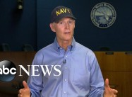 Gov. Rick Scott enabled Irma's Fury through Climate Denialism & Should Resign