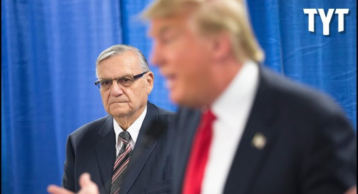 How Trump's pardon of Arpaio changed America