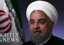 """Iranian Leader: Trump is """"Disturbed,"""" speaks like a Cowboy or Mobster"""
