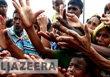 Muslim Rohingya Refugees Drown as They flee Buddhist Persecution in Myanmar