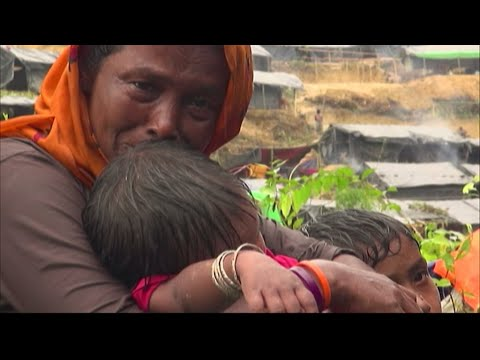 "Muslim Rohingya Refugees from Burma: ""The Army… burned down my house."""