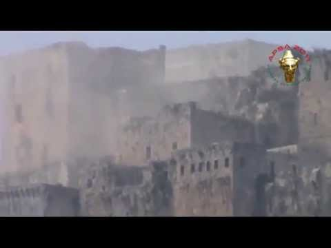 Syria's Heritage, and the World's, that the War Destroyed–From Palmyra to Castles