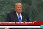 Trump blasts Iran for backing Syria, ignores Russia, Praises Saudis