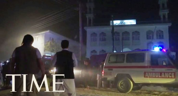Extremists, So-Called Muslims, bomb Mosques in Afghanistan, Killing Dozens