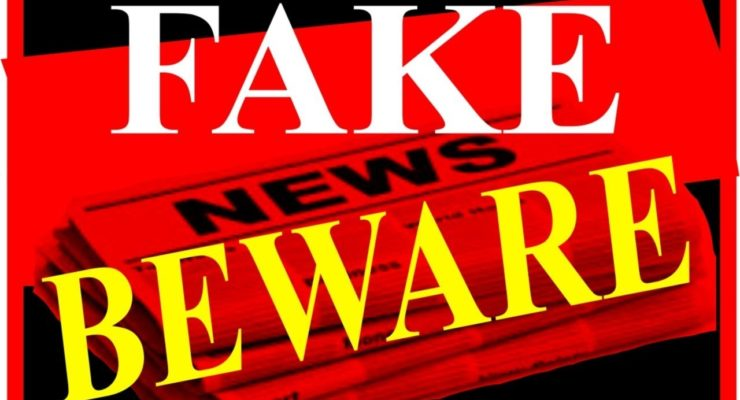Fake News: Fascist Media try to blame Las Vegas Shooting on Left