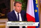 France's Macron slams Trump 'Bad Policy' by Mulling Iran Visit, Seeking Trade