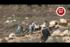 Israeli settlers attack Palestinians picking olives near Nablus: Caught on Film