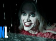 "SNL: Kelly Anne Conway as ""It"" devours Anderson Cooper"