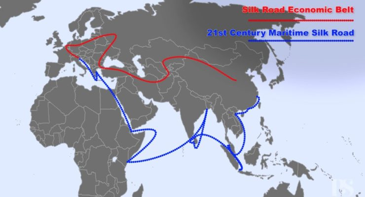 Will China's New Silk Road jump-start the World Economy?