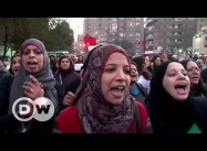 Women as a force for Democracy in Repressive Egypt