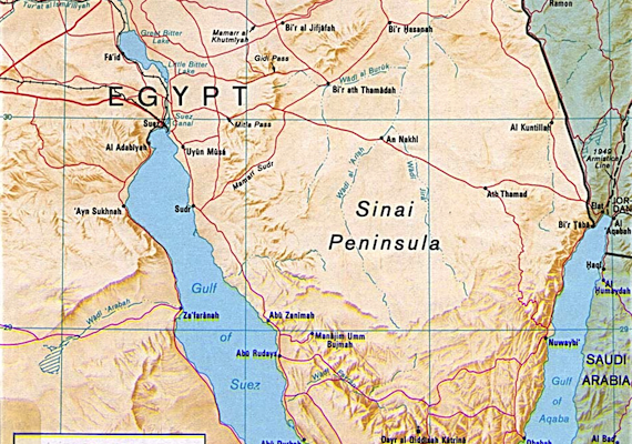 Extremists Kill 235 at Mosque in Egypt's Sinai