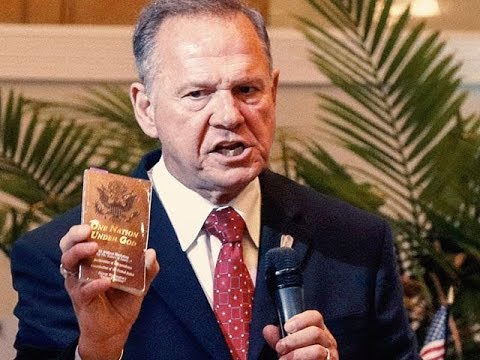 Breitbart Goes to Bat for Roy Moore Amid Sex Scandal w/ Teenage Girl