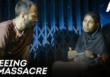 Escaping Death: Meet The Rohingya Muslim Refugees Fleeing Myanmar (Video)