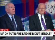 Former CIA Dir.: Trump is afraid Putin Kompromat