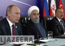 Iran's Khamenei to Putin: Isolate US by dumping the Dollar