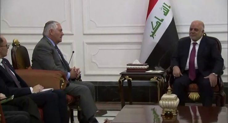 Iraq after ISIL: Stuck between US and Iran