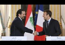 Lebanon PM Hariri will go to France from Saudi Arabia