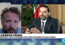 Pres. Aoun: Saudi Holding Hariri an Act of Aggression