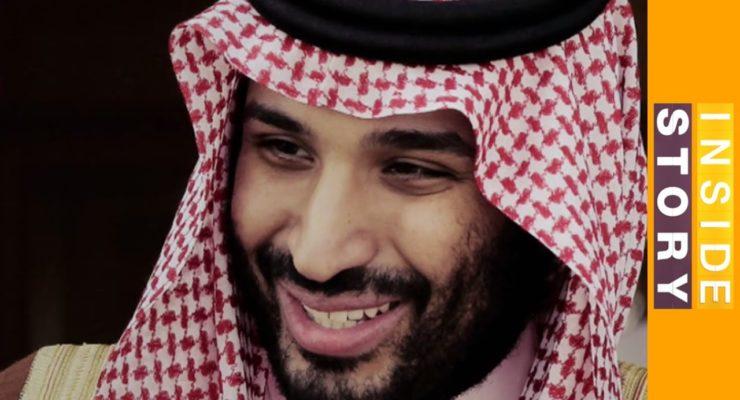 Saudi Arabia makes it 'Terrorism' to Criticize the King
