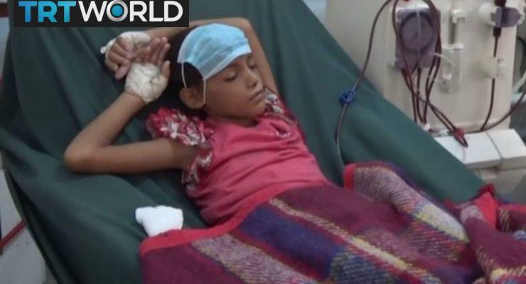 The War on Children in Yemen: UNICEF