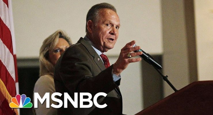 Top 5 reasons Roy Moore could still Win, despite Sex Scandals