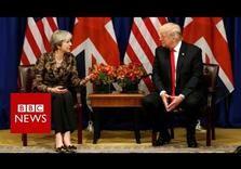Trump tries to undo FDR's rescue of UK from Fascism