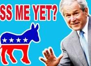 W. Bush Still a War Criminal: Can't Get Fooled Again