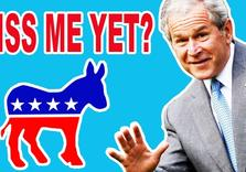 W. Bush Still a War Criminal: Can't Get Fooled Again