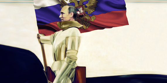 Putin's Medieval Romanticism and Russia's Lurch Right